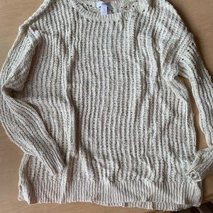 Brand new without tags maternity sweater